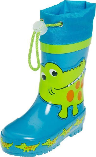 Playshoes---Regenlaarsjes-met-trekkoord---Krokodil