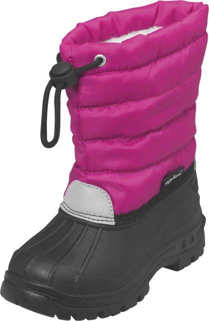 Playshoes---Winterlaarsjes-met-trekkoord---Roze