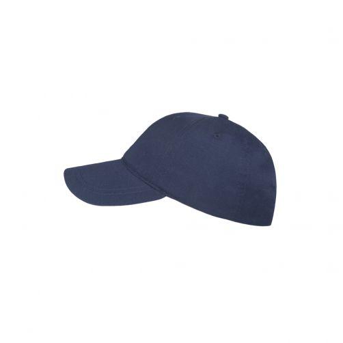 Hatland---UV-zonnepet-voor-volwassenen---Yazz---Donkerblauw