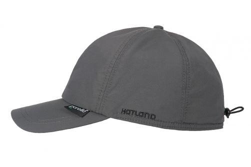 Hatland---Baseball-cap-voor-heren---Walter-Porelle---Antraciet