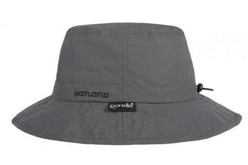 Hatland---Baseball-cap-voor-heren---Winner-Porelle---Antraciet