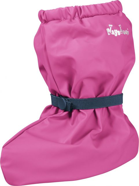 Playshoes---Overschoenen-met-fleece-voor-baby's---Roze