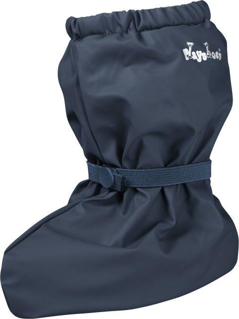 Playshoes---Overschoenen-met-fleece-voor-baby's---Donkerblauw