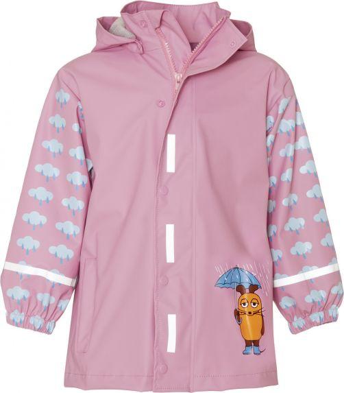 Playshoes---Regenjas-voor-kinderen---Muis-en-Olifant---Roze