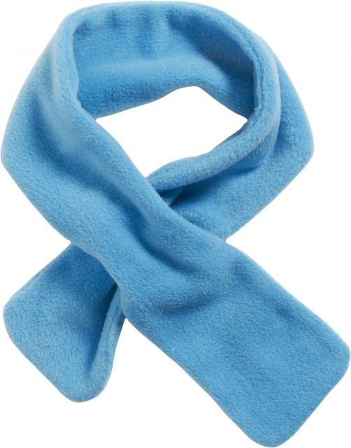 Playshoes---Fleece-sjaal---Lichtblauw