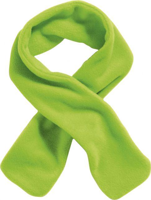 Playshoes---Fleece-sjaal---Groen
