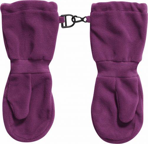 Playshoes---Fleece-wanten---Paars