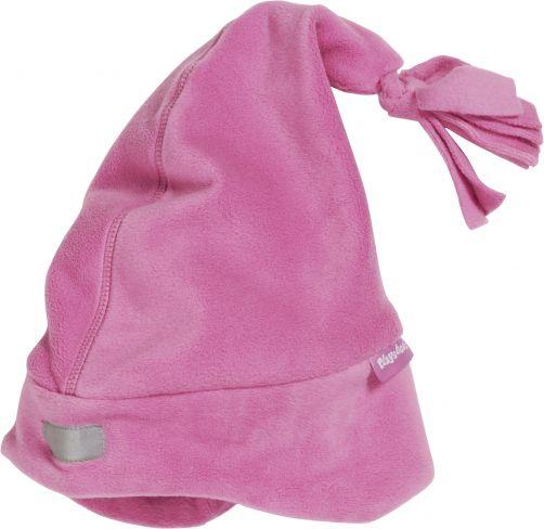 Playshoes---Fleece-muts-met-reflector---Roze