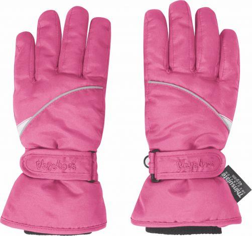 Playshoes---Winter-handschoenen-met-klitteband---Roze