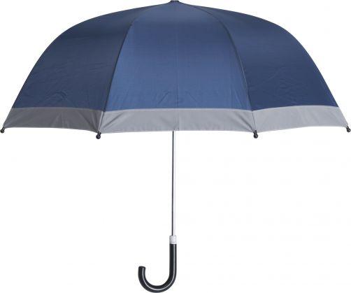 Playshoes---Kinder-paraplu-met-reflectoren---Donkerblauw