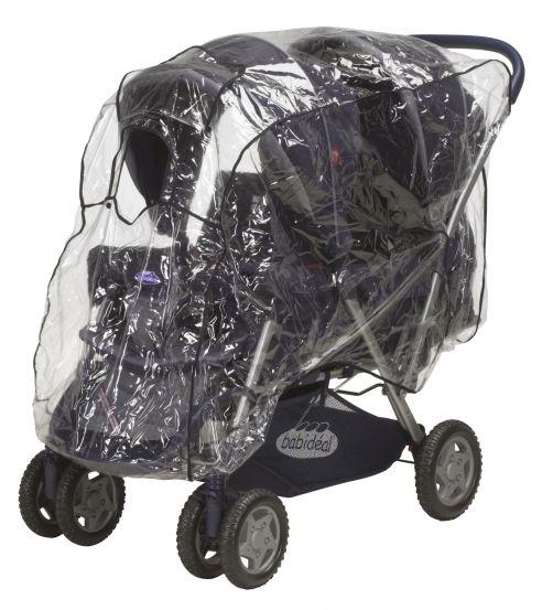 Playshoes---Regenhoes-voor-kinderwagen---Transparant
