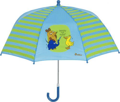 Playshoes---Paraplu-voor-kinderen---Muis---Vrienden-voor-altijd---Blauw