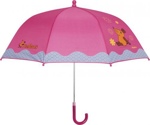 Playshoes---Kinder-paraplu-met-Muis---Rood