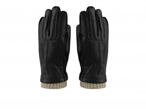 Hatland---Handschoenen-voor-heren---Thalys---Zwart