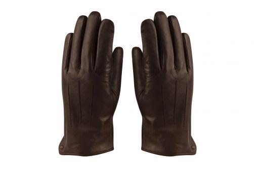 Hatland---Handschoenen-voor-heren---Tiesto---Bruin