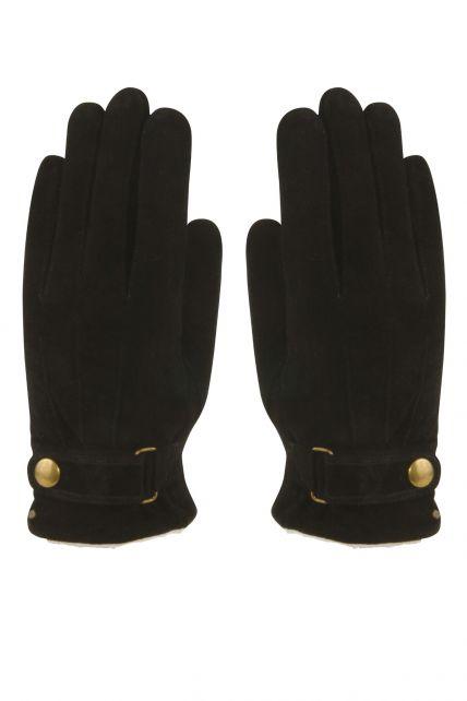 Hatland---Handschoenen-voor-heren---Vjall---Zwart