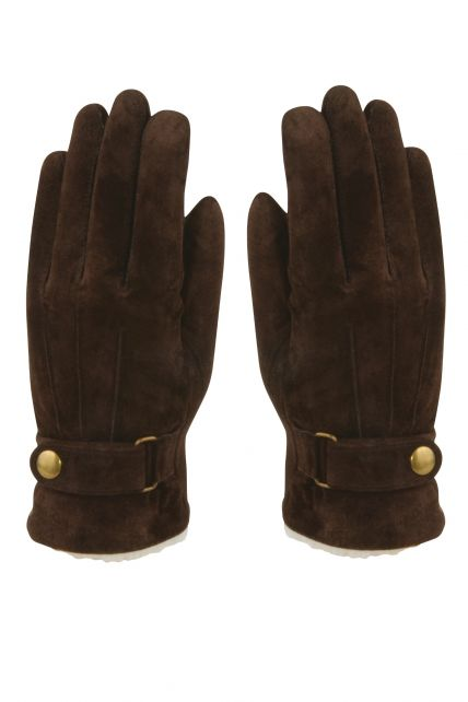 Hatland---Handschoenen-voor-heren---Vjall---Bruin
