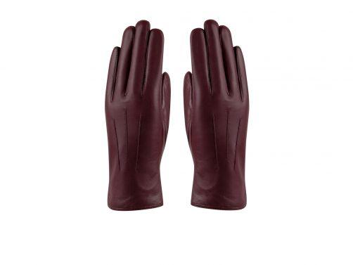 Hatland---Handschoenen-voor-dames---Tara---Bordeauxrood