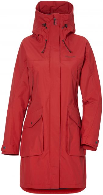 Didriksons---Regenparka-6-voor-dames---Thelma---Rood