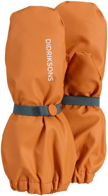 Didriksons---Waterdichte-handschoenen-5-voor-baby's---Geel