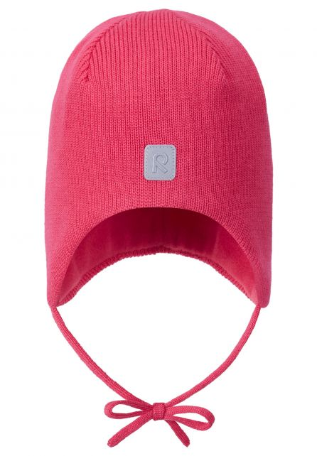 Reima---Muts-voor-baby's---Piponen---Azalea-pink