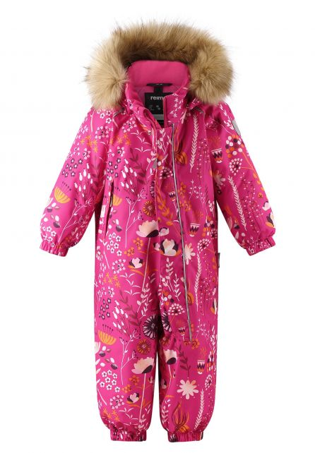 Reima---Sneeuwpakje-voor-baby's---Reimatec---Lappi---Frambozenroze
