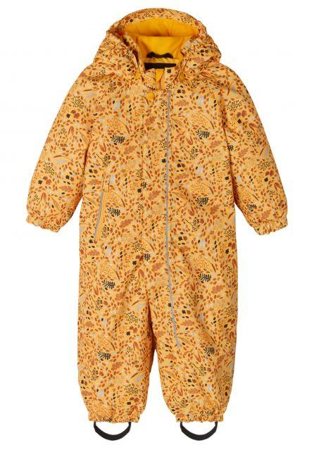 Reima---Sneeuwpak-voor-baby's---Puhuri---Oranje-geel