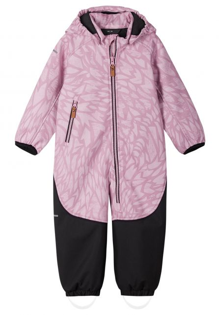 Reima---Softshell-overall-voor-baby's---Mjosa---Rosy-pink