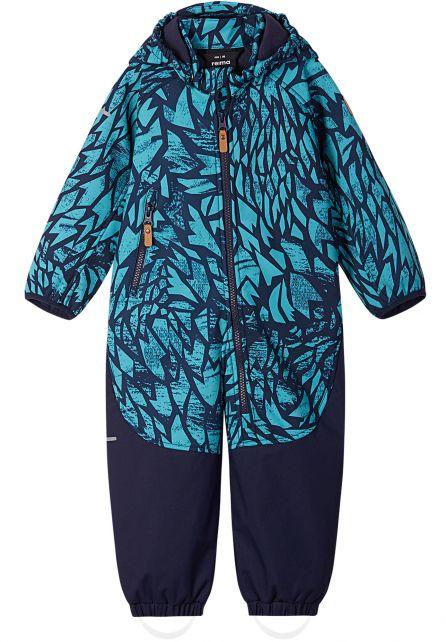 Reima---Softshell-overall-voor-baby's---Mjosa---Donkerblauw
