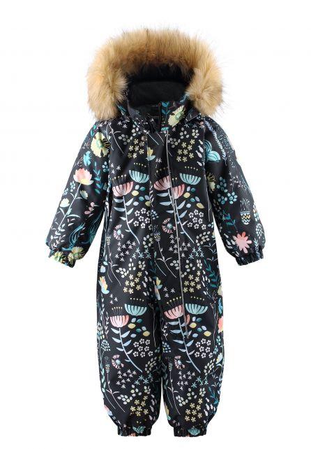 Reima---Sneeuwpakje-voor-baby's---Reimatec---Lappi---Zwart