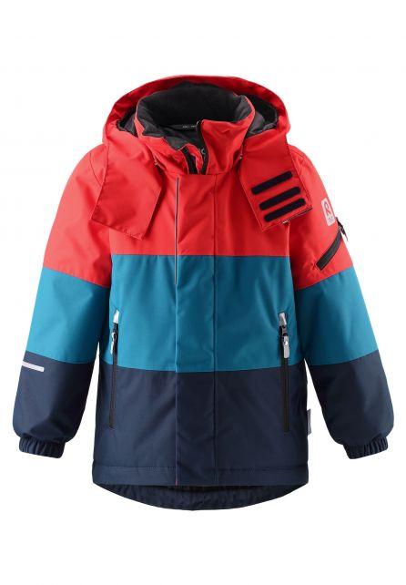 Reima---Ski-jas-voor-jongens---Mountains---Donkerblauw