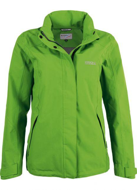 Pro-X-Elements---Opbergbare-regenjas-voor-dames---SKY-SympaTex®---Kiwi-groen