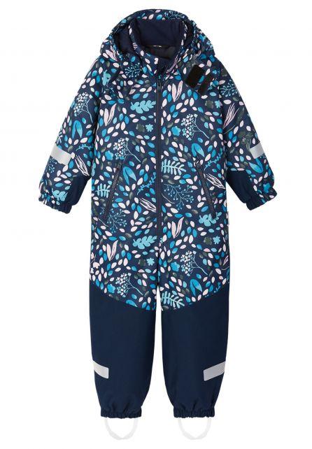Reima---Sneeuwpak-voor-baby's---Kurikka---Marineblauw