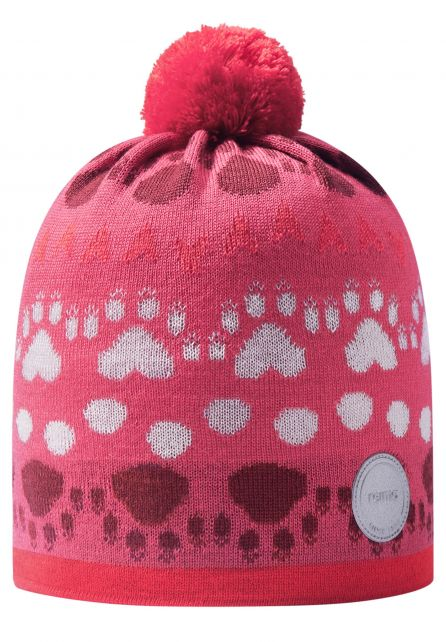Reima---Muts-voor-baby's---Tipla---Azalea-pink