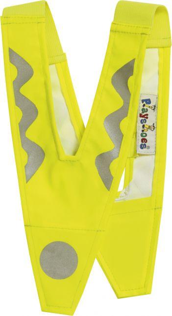 Playshoes---Veiligheidskraag-voor-kinderen---Neongeel