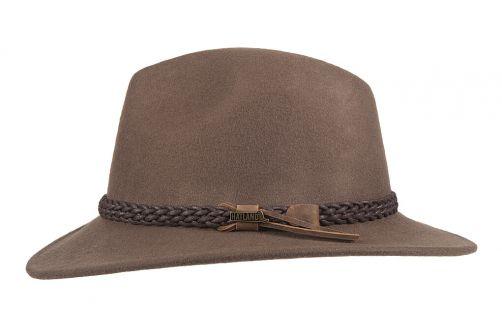 Hatland---Wollen-hoed-voor-heren---Stevenson---Zwart