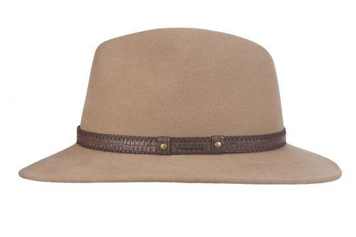Hatland---Wollen-hoed-voor-heren---Yashvier---Zwart
