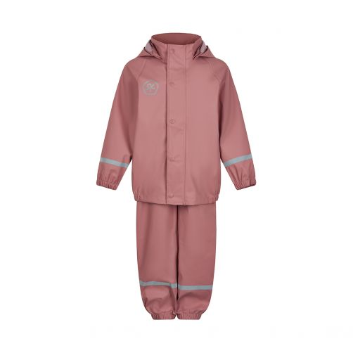 Color-Kids---Regenpak-set-met-bretels-voor-kinderen---Roze