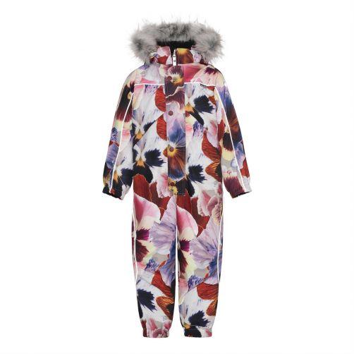 MOLO---Sneeuwpak-voor-meisjes---Polaris-Fur---Giant-Floral