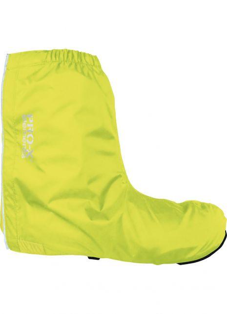 Pro-X-Elements---Regen-gaitors-kort-voor-volwassenen---Montebelluna---Neon-geel-
