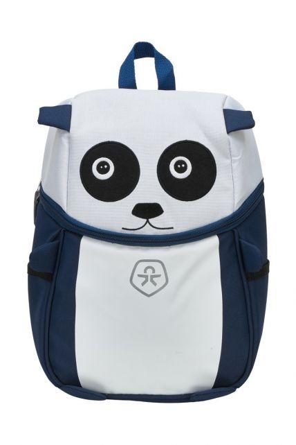Color-Kids---Waterafstotende-rugzak---Panda---Wit/Zwart