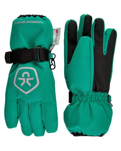 Color-Kids---Waterdichte-handschoenen-voor-kinderen---Groen