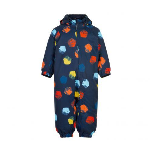 Color-Kids---Coverall-sneeuwpak-voor-baby's---AOP---Blauw