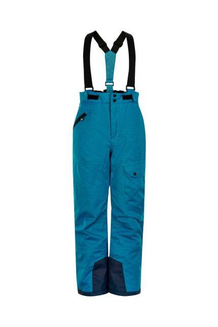 Color-Kids---Skibroek-AF-20000-voor-jongens---Melange---Lichtblauw