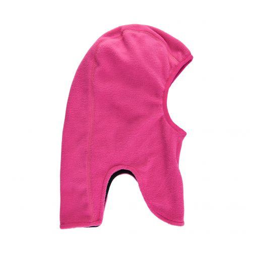 Color-Kids---Balaclava-Fleece-met-windstop-voor-baby's---Fel-roze
