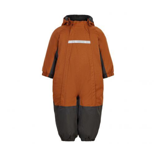 Color-Kids---Coverall-sneeuwpak-voor-baby's-&-peuters---Melange---Bruin