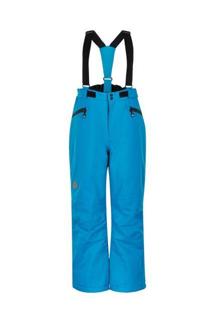 Color-Kids---Skibroek-met-zakken-voor-kinderen---Effen---Lichtblauw