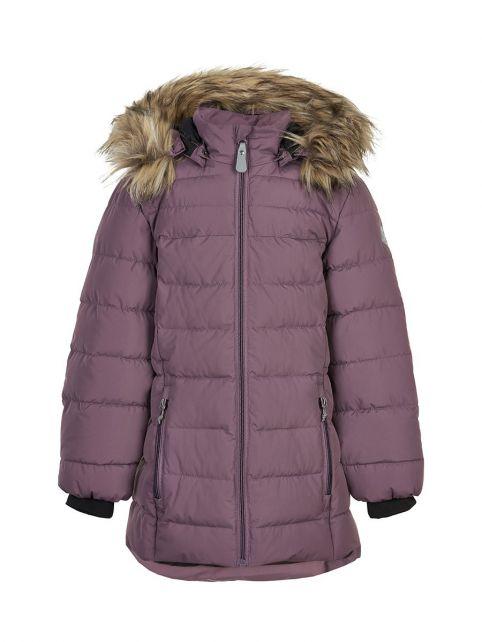 Color-Kids---Winterjas-voor-meisjes---Quilted-Solid---Arctic-Dusk