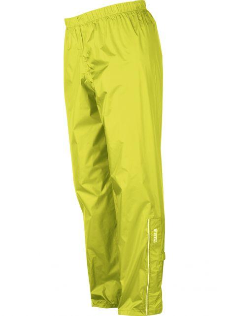 Pro-X-Elements---Opbergbare-regenbroek-voor-dames---Tramp---Neon-geel