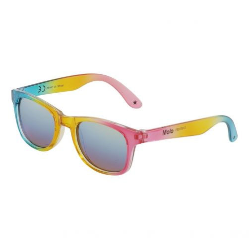 Molo---UV-zonnebril-voor-kinderen---Star---Rainbow-Magic---Multi